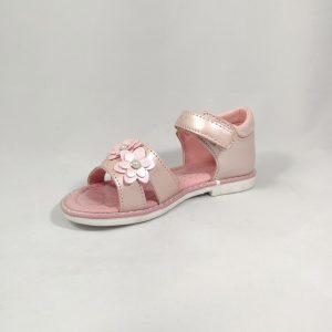 Rožinės basutės mergaitėms