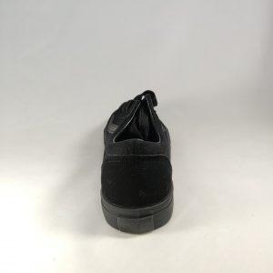 """Moteriški """"Vans"""" stiliaus kedai juodu padu"""