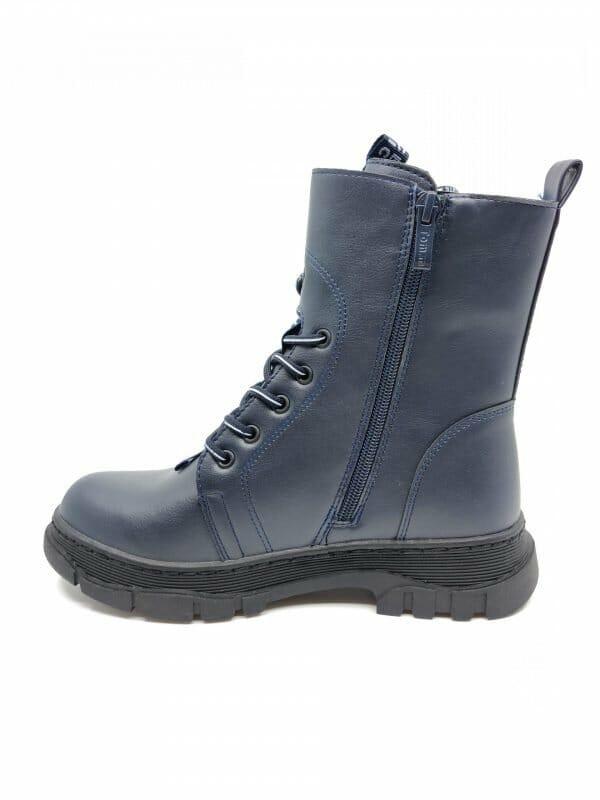 """mėlyni auliniai batai """"TOM.M"""""""