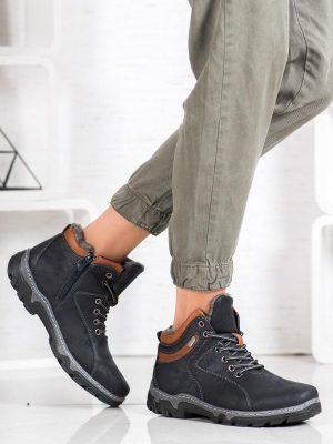 MCKEYLOR moteriški(os) Žieminiai auliniai batai DAMSKIE