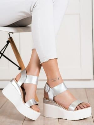 SMALL SWAN moteriški(os) Sandalai