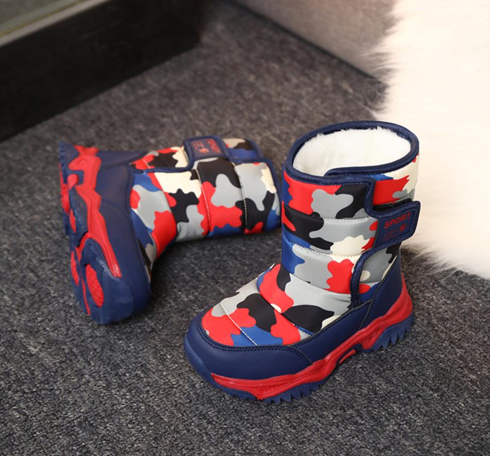 auliniai batai berniukams