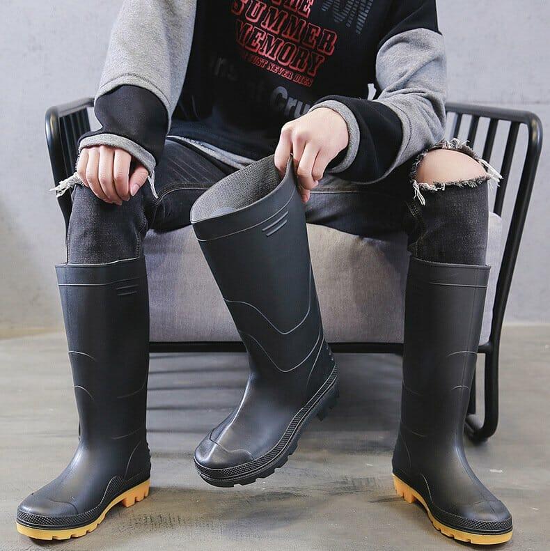 guminiai batai vyrams