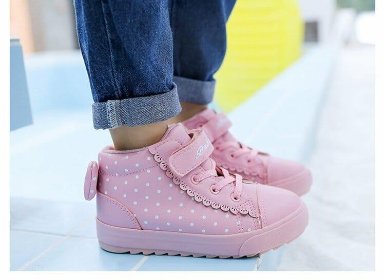 sportiniai ir laisvalaikio batai mergaitems