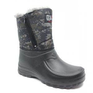 "Guminiai batai ""WOOL MAX"""