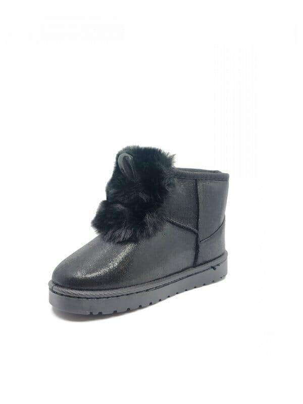"""Juodi auliniai batai """"BUNNY"""""""