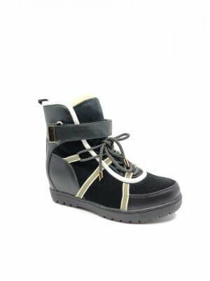 """Auliniai batai moterims """"BLCK"""""""