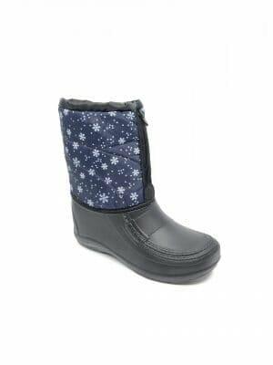 """Juodi žieminiai batai """"SnowFlake"""""""